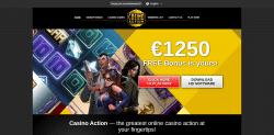 casino action 1250 bonus