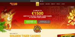 golden tiger 1500 bonus