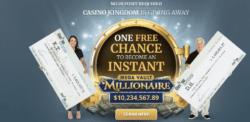 casino kingdom 40 bonus spins